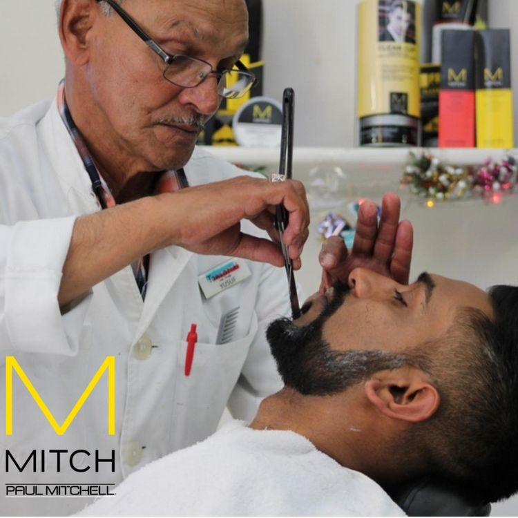 Hot Towel shaves by our most experienced Master Barber
