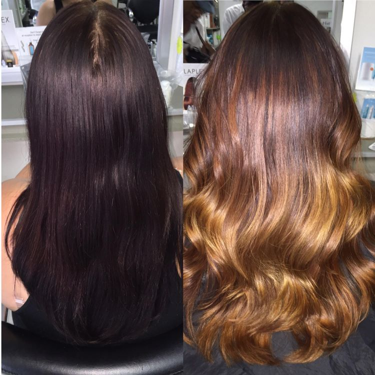 Most popular Request,Balayage